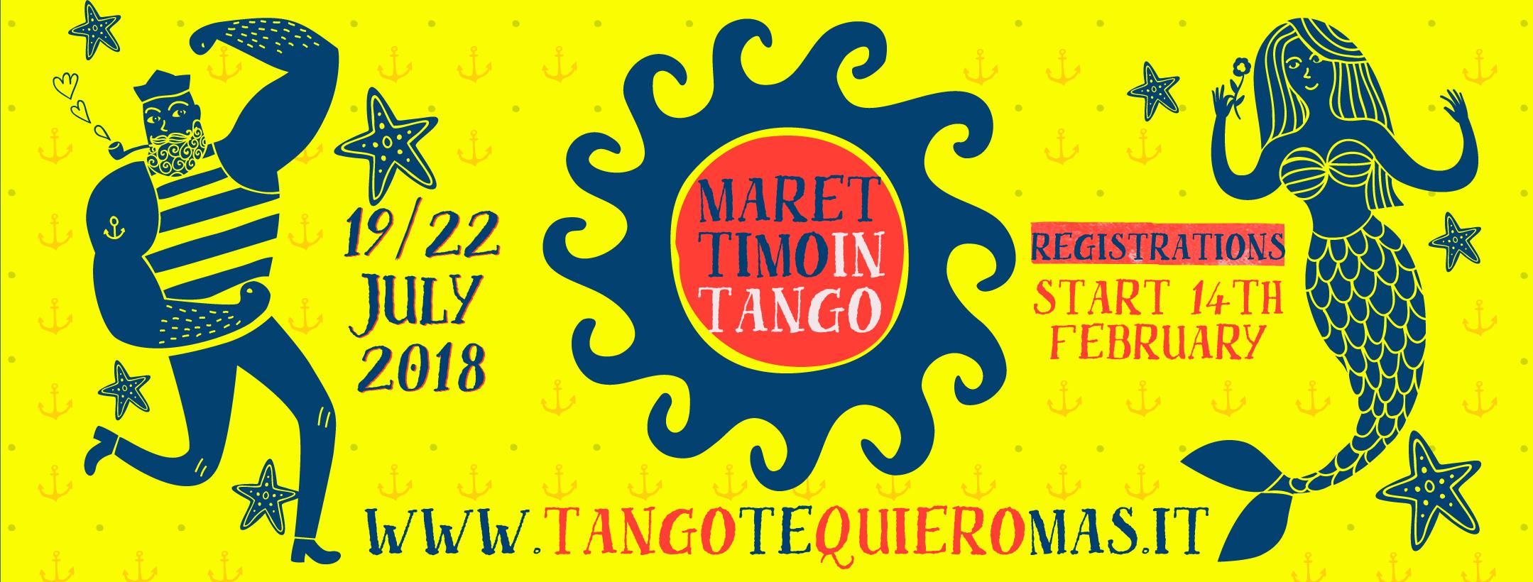 Tango Te Quiero Mas Front