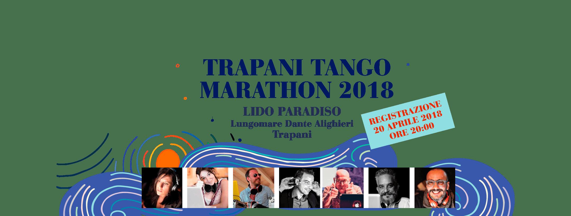 Trapani Tango Marathon